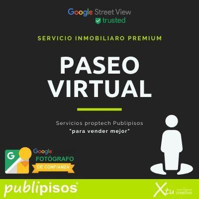 Paseo virtual publipisos vender piso Zaragoza