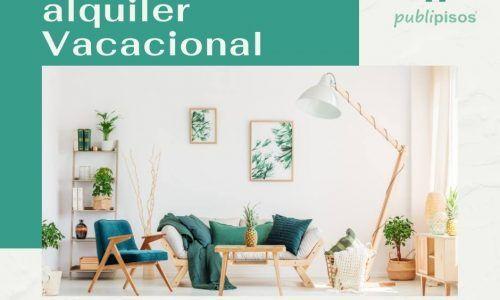 Alquiler temporal alternativa vacacional tipo Airbnb