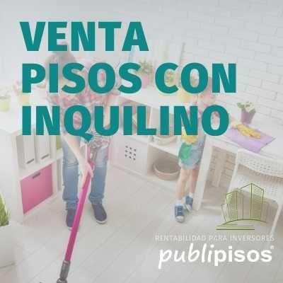Venta de pisos con inquilino en Zaragoza