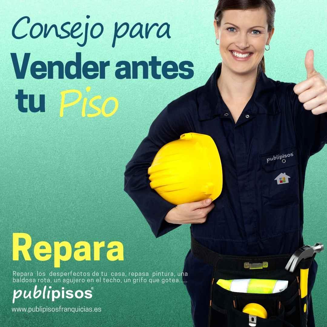 Pasos para vender Repara tu Casa
