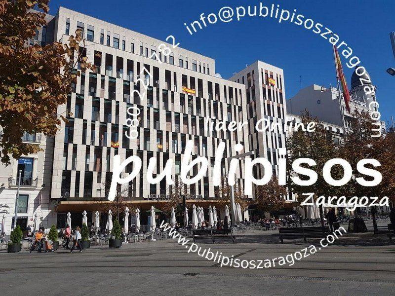 Venta piso centro hist rico seminuevo zaragoza for Piso zaragoza centro
