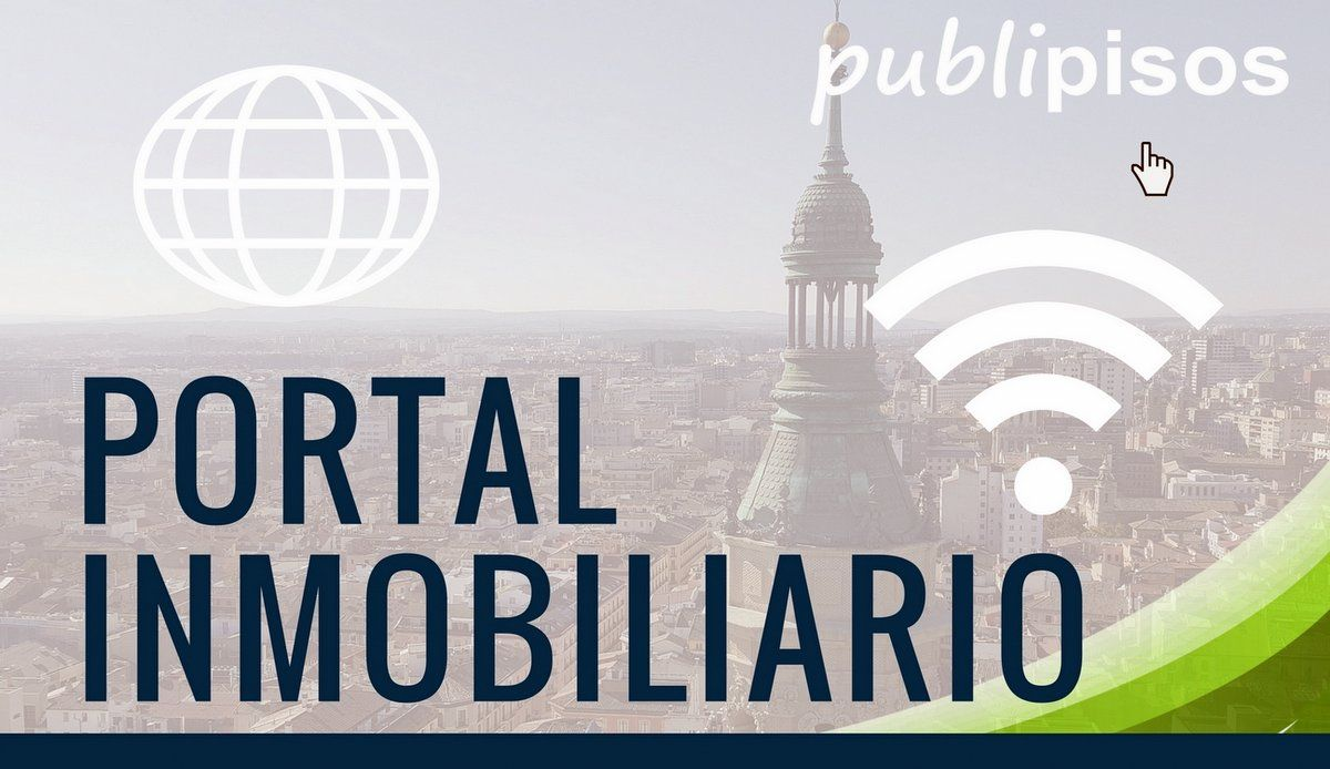 Portal inmobiliario zaragoza publipisos inmobiliarias for El portal inmobiliaria