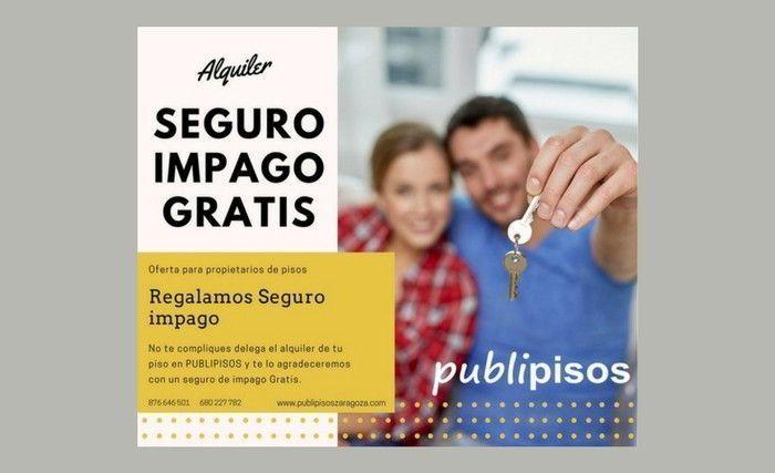 Publipisos inmobiliarias zaragoza venta alquiler pisos - Cambio piso en zaragoza ...
