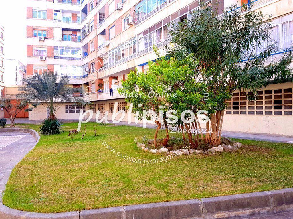 Publipisos venta piso centro zaragoza cuellar pignatelli for Bajo con jardin majadahonda